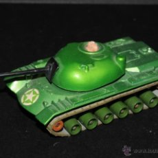 Coches a escala: TANQUE Nº K-102 M48 - A2, LESNEY MATCHBOX, AÑO 1974, MADE IN ENGLAND. Lote 45423891