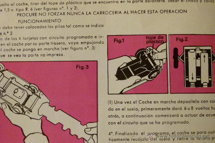 Coches a escala: COCHE PROGRAMADO NACORAL - SIN CAJA - TODO ORIGINAL - Foto 7 - 45574098