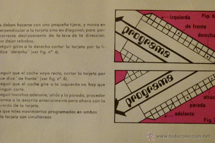 Coches a escala: COCHE PROGRAMADO NACORAL - SIN CAJA - TODO ORIGINAL - Foto 8 - 45574098