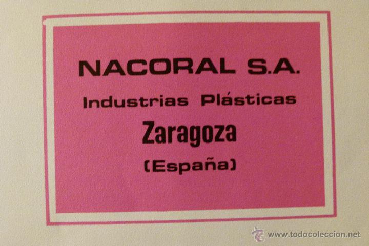 Coches a escala: COCHE PROGRAMADO NACORAL - SIN CAJA - TODO ORIGINAL - Foto 9 - 45574098
