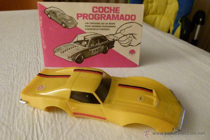 Coches a escala: COCHE PROGRAMADO NACORAL - SIN CAJA - TODO ORIGINAL - Foto 16 - 45574098