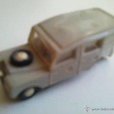 Coches a escala: MINI CARS LAND ROVER CAMIRRO 1/86. Lote 45674910