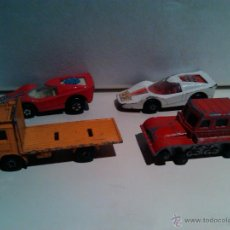 Coches a escala: LOTE - MATCHBOX. Lote 46062003