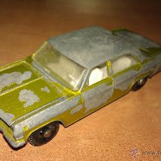 Coches a escala: ANTIGUO COCHE OPEL DIPLOMAT Nº 36 BY LESNEY - MATCHBOX SERIES - AÑOS 60 -. Lote 46550577