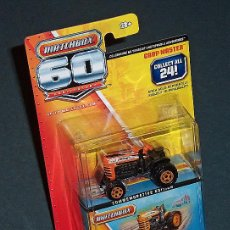 Coches a escala: TRACTOR CROP MASTER - MATCHBOX 1/64. Lote 46914750