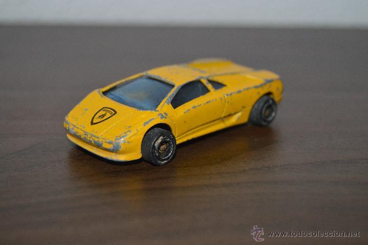 Coche Lamborghini Diablo Majorette Coches De Hi Sold Through