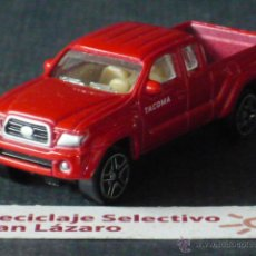 Voitures à l'échelle: TOYOTA TACOMA-SUNTOYS-MADE IN CHINA-COLOR ROJO. Lote 47812837