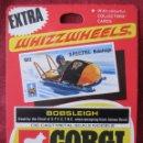 Coches a escala: CORGI TOYS - CORGI JUNIORS - WHIZZWHEELS - 1012 - SPECTRE BOBSLEIGH - JAMES BOND 007. Lote 47877861