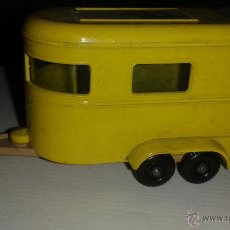 Coches a escala: TRAILER PONY MATCHBOX Nº 43 - 1971. Lote 47890452