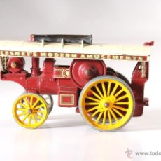 Coches a escala: LOCOMOTORA LESNEY'S MODERN AMUSEMENTS MADE IN ENGLAND BY LESNEY. Lote 47938504