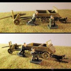 Modellautos - Cañon, mercedes unimog y soldados alemanes - 48457506
