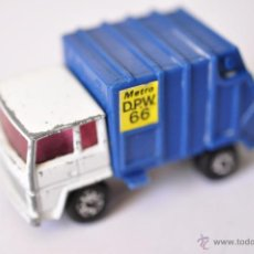 Coches a escala: MATCHBOX	REFUSE TRUCK	36 1979. Lote 80213814