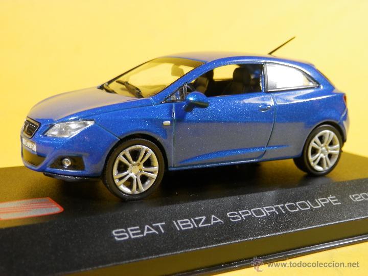Coupe 2008 Altaya Sport 143 Lugoy De Ibiza Seat KcTlFJ1