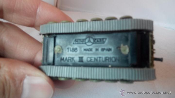 Coches a escala: vehiculo mini cars anguplas tanque mark III centurion - Foto 4 - 49618853
