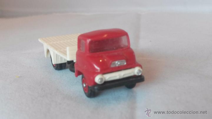 Coches a escala: vehiculo mini cars anguplas camion ford thames - Foto 1 - 49621166
