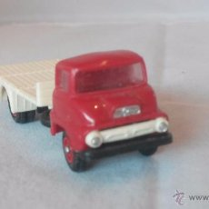 Coches a escala: VEHICULO MINI CARS ANGUPLAS CAMION FORD THAMES. Lote 49621166