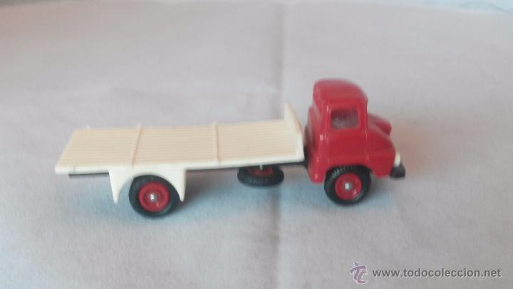 Coches a escala: vehiculo mini cars anguplas camion ford thames - Foto 2 - 49621166