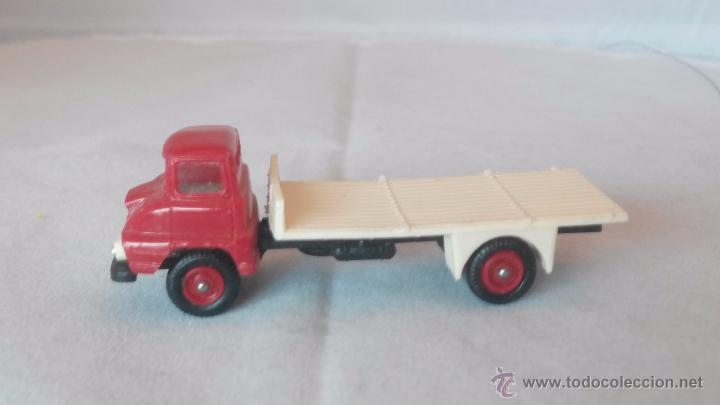 Coches a escala: vehiculo mini cars anguplas camion ford thames - Foto 4 - 49621166