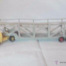 Coches a escala: VEHICULO MINI CARS ANGUPLAS CAMION PEGASO REOLQUE VEHICULOS . Lote 49621251