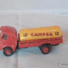 Coches a escala: VEHICULO MINI CARS ANGUPLAS CAMION PEGASO CAMPSA. Lote 49621342