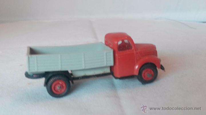Coches a escala: vehiculo mini cars anguplas camion ebro - Foto 3 - 49623603