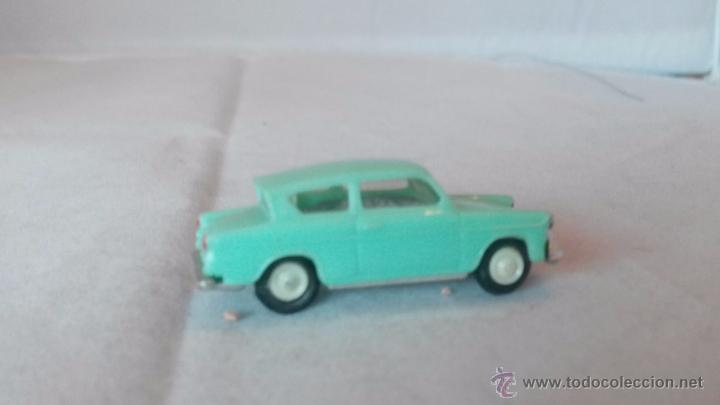 Coches a escala: vehiculo mini cars anguplas coche ford anglia - Foto 4 - 49623708