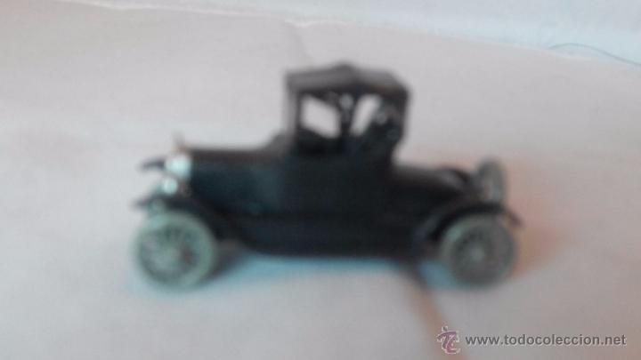 Coches a escala: vehiculo mini cars anguplas ford t - Foto 2 - 49623800