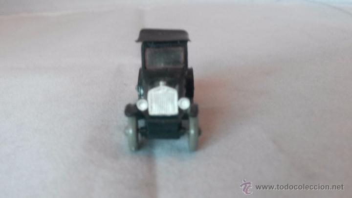 Coches a escala: vehiculo mini cars anguplas ford t - Foto 4 - 49623800