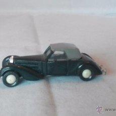 Coches a escala: VEHICULO MINI CARS ANGUPLAS BUGATTI. Lote 49635376