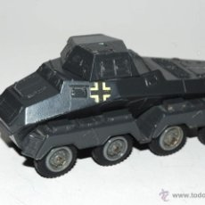 Coches a escala: TANQUE SOLIDO VEHICULE BLINDE RECONNAISSANCE RADIO MADE IN FRANCE. Lote 49671180