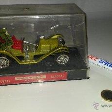 Coches a escala: NACORAL METAL MERCER RACER 1914 REFERENCIA 3806 EN CAJA NUEVO. Lote 49733406