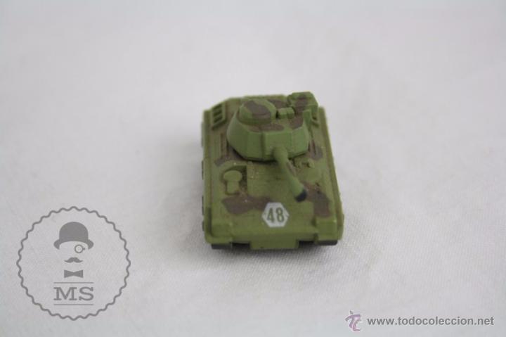 Coches a escala: Tanque Militar en Miniatura. 48 - Funrise - Medidas 35 Mm Largo - Foto 2 - 50033282