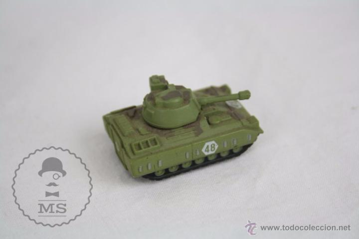 Coches a escala: Tanque Militar en Miniatura. 48 - Funrise - Medidas 35 Mm Largo - Foto 3 - 50033282