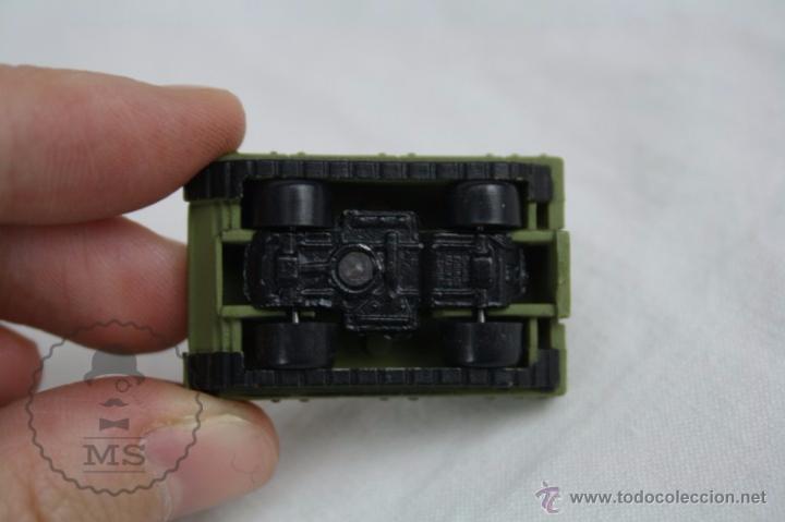 Coches a escala: Tanque Militar en Miniatura. 48 - Funrise - Medidas 35 Mm Largo - Foto 5 - 50033282