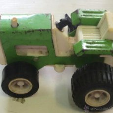 Coches a escala: TRACTOR METAL MADE IN SPAIN AÑOS 70. Lote 50146106