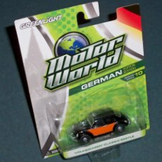 Coches a escala: COCHE VOLKSWAGEN BEETLE / ESCARABAJO - GREENLIGHT 1/64. Lote 50656039