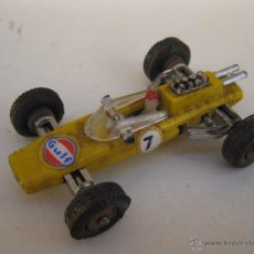 Coches a escala: LOTUS CLIMAX F1 - Nº 4 - REDONDO - MADE IN SPAIN.. Lote 50686888