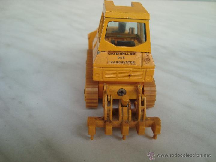 Pala cargadora caterpillar 955 de joal - Sold through Direct