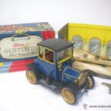 Modellautos - ANTIGUO COCHE JUGUETE EN HOJALATA - SCHUCO 1227 OLDTIMER FORD COUPE T/1917 - 50980983
