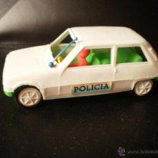 Coches a escala: RENAUL 5 POLICIA. VAM. Lote 50985527