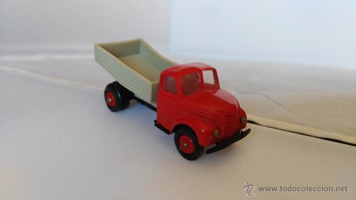 Coches a escala: camion anguplas mini cars ebro - Foto 2 - 51245532