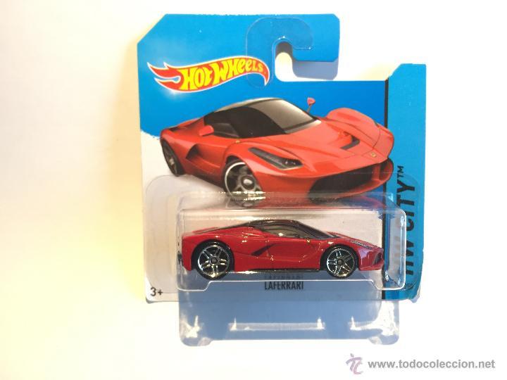 Ferrari Laferrari Rojo 1 64 Hot Wheels Verkauft Durch Direktverkauf 51347657