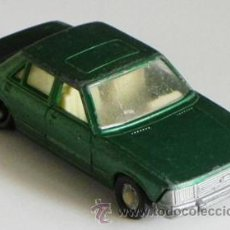 Carros em escala: PEQUEÑO COCHE FORD GRANADA VERDE - DE MIRA - A ESCALA - METAL - COCHECITO JUGUETE - HECHO EN ESPAÑA. Lote 51984832