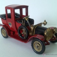 Coches a escala: LESNEY MATCHBOX MODELS OF YESTERYEAR 1912 PACKARD LANDAULET Nº 11. Lote 52446515