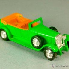 Coches a escala: GUISVAL CLASSIC CARS SPAIN - HISPANO SUIZA H6B TORPEDO 1926 - VINTAGE. Lote 52532046