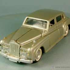 Coches a escala: POLISTIL ESC. 1:30 - ROLLS-ROYCE SILVER CLOUD - MADE IN ITALY 1977 SCALE 1/30 SIMILAR 1/25 - VINTAGE. Lote 52596063