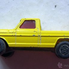 Coches a escala: COCHE MARCA MATCHBOX MADE IN ENGLAND 1973 Nº 57 . Lote 52764997