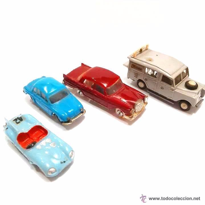 Antiguos Anguplas Minicars 186 Vendido Coches l Escala En Subasta eH2IWED9Yb