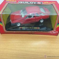 Coches a escala: FORD SIERRA XR4I GUILOY ESCALE 1:20. Lote 53033026