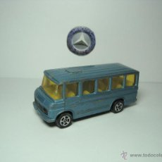 Coches a escala: ANTIGUA FURGONETA MERCEDES BENZ L 406 D BUS DE CORGI JUNIORS 1,64. Lote 39813950